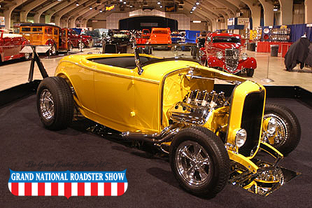2005 Grand National Roadster Show Award Winner
