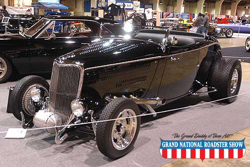2007 Gary Baskerville So Bitchin' Award - 1934 Ford Roadster - Mick Jenkins
