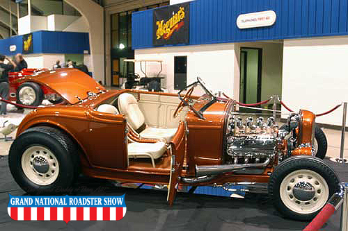 2007 AMBR Outstanding Class Award - 1932 Ford Roadster - Troy Ladd