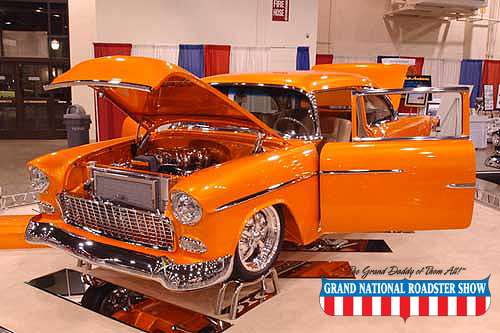 Grand National Roadster Show Award Winners RodShowscom - Winters car show