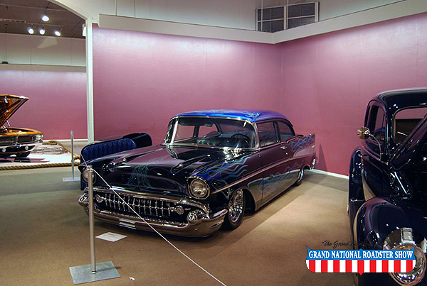 2009 Von Dutch Pinstriping Award - 1957 Chevrolet 210 - Robert Collins