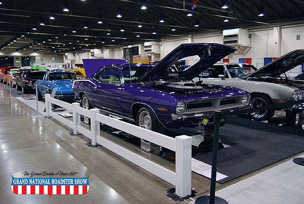 2009 Sweepstakes Award Restored - 1970 Chevrolet Hemi Cuda - Ron Vanee