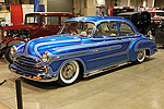 2011 West Coast Kustom Outstanding  Nostalgia Rod or Custom Award