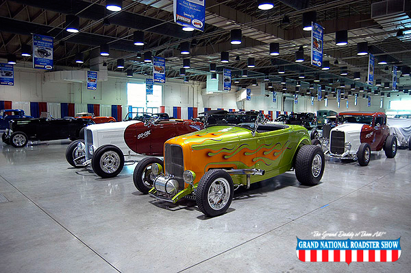 2012 LA Deuce Award - 1932 Ford Hi Boy - Greg Betzler