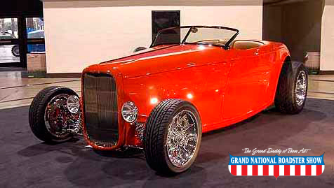 2013 Steve's Auto Restoration Mark of Excellence - 1932 Ford Roadster - Cole Wolfswinkle