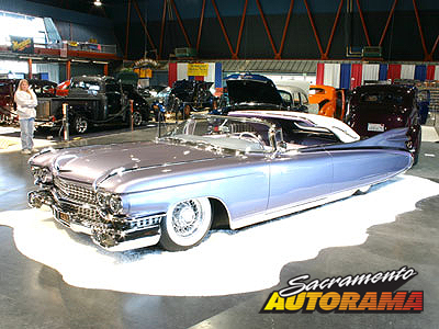 2006 World's Most Beautiful Custom Runner Up - 1959 Cadillac - John D'Agostino