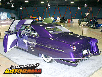 2006 World's Most Beautiful Custom Runner Up - 1954 Ford - Keith Kaucher