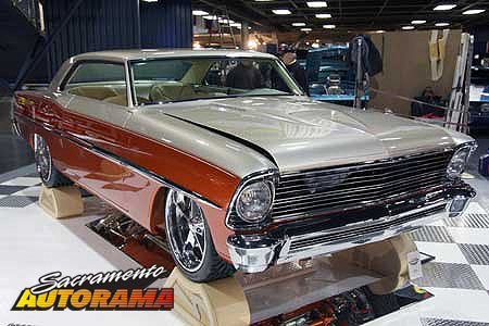 2008 Sweepstakes Custom - 1967 Chevrolet Nova - Maurie Hoover