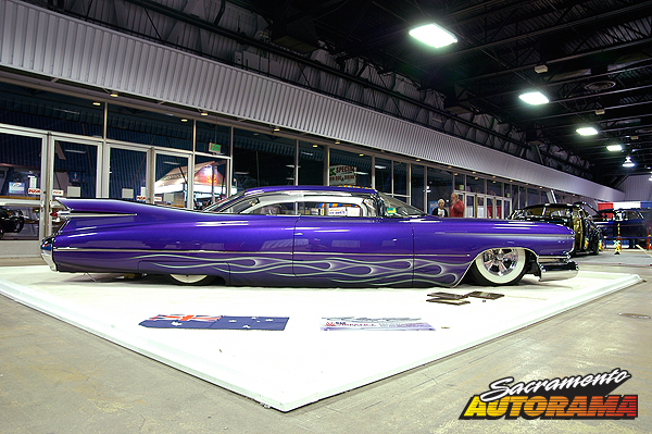 2011 King of Kustoms - 1959 Cadillac Coupe DeVille - Mario Colallilo