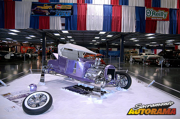 2011 Lee's Vintage Car Shop Restoration Award - 1923 Ford Roadster - Russ Freund