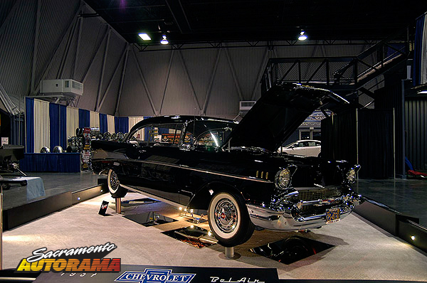 2012 Best Restored - 1957 Chevrolet Bell Air - Jim Patrice