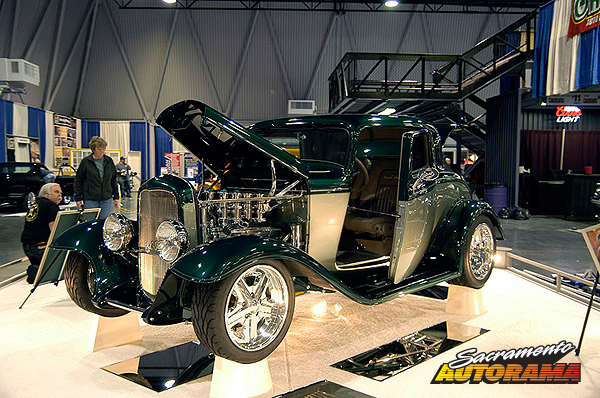 2012 Steve�s Auto Restorations Award - 1932 Ford Coupe - Doug Taylor