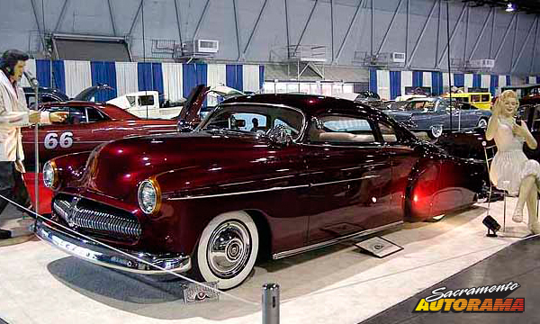 2014 Joe Bailon Award  - 1950 Chevy Coupe - Rico Novachick