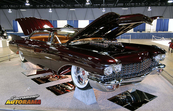 2016 King of Kustoms  - 1960 Cadillac Coupe Deville - Jerry Logan