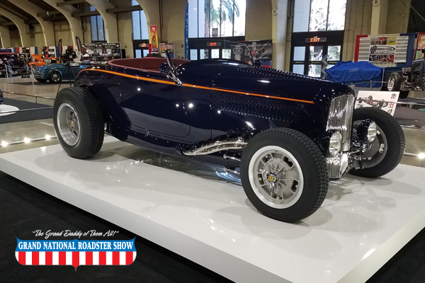 Information On The OReilly Grand National Roadster Show - O reilly car show